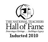 Warren was inducted into the National Teachers Hall of Fame in 2010