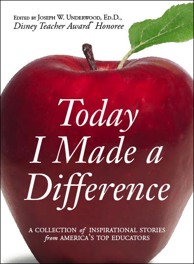 A new inspirational book about teaching!